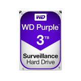 WD HDD CAVIAR PURPLE (SURV 3.5 Inch) 3TB