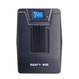 RIGHT POWER POWERTANK P1250T-USB (1.25KVA) UPS