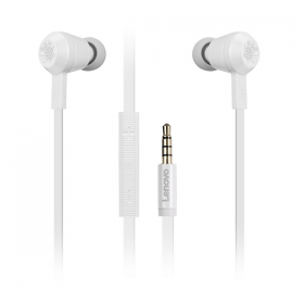 LENOVO .HEADPHONE 500 (PEARL WHITE)