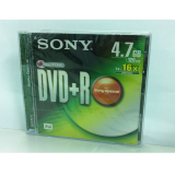 SONY MEDIA DVD+R (SINGLE)