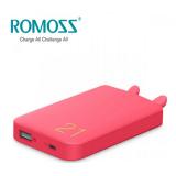 ROMOSS POWERBANK LOVELY ELF 6000mAh (LE06-301)