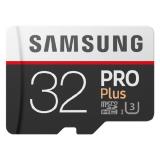 SAMSUNG MICRO SD W/ADPT 32GB PRO PLUS