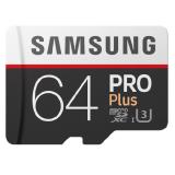SAMSUNG MICRO SD W/ADPT 64GB PRO PLUS