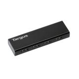 TARGUS HUB USB 2.0 4-PORT HUB WITH DETACTABLE 60cm CABLE