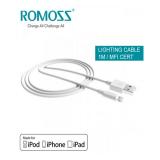 ROMOSS CABLE - MFI LIGHTNING WHITE (CB13-161-03)