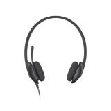 LOGITECH H340 HEADSET USB BLACK