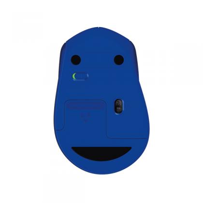 LOGITECH M331 SILENT MOUSE W/L-BLUE