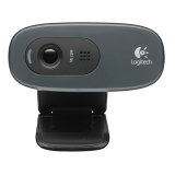 LOGITECH C270  WEBCAM HD+MONO HEADSET