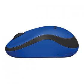 LOGITECH M221 SILENT MOUSE W/L-BLUE