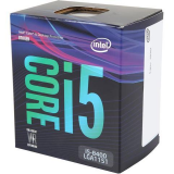 INTEL CORE I5-8400 (2.80 TO 4.00/9MB)