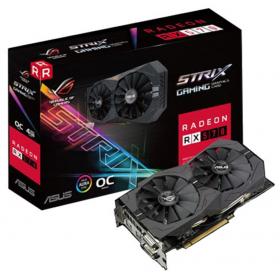 ASUS VGA STRIX RX570-04G GAMING