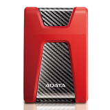 ADATA EXT HDD HD650 RED 1TB (DURABLE)