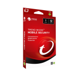 TREND MICRO MOBILE SECURITY (1 DEVICE)-12 MONTH ADD ON