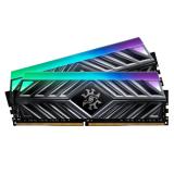 ADATA RAM D41 DDR4 3200 8GB (XPG) RGB (GREY)