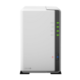 SYNOLOGY DS218J/ DC 1.3 GHz/ 512 DR3/ 2 BAY / 1 LAN Port /2 USB