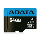 ADATA MICRO SD CL10 - 64GB