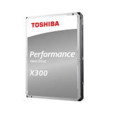 TOSHIBA .HDD 3.5 inch(7200/128MB) 4TB SATA - X300
