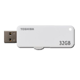 TOSHIBA USB YAMABIKO U203 WHITE 32GB