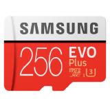 PROMO~ SAMSUNG MICRO SD W/ADPT 256GB EVO PLUS x 5 PCS