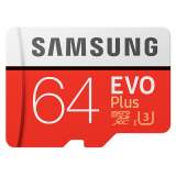 PROMO~ SAMSUNG MICRO SD W/ADPT 64GB EVO PLUS x 10 PCS
