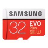 SAMSUNG MICRO SD W/ADPT 32GB EVO PLUS (RPT)