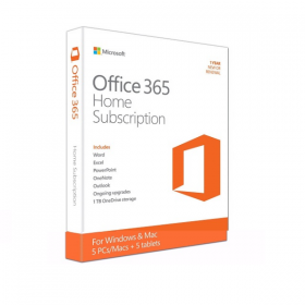 MS.O365 HOME P4 MAC/WIN EN APAC EM SUB MEDIALESS