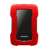 ADATA EXT HDD HD330 RED 1TB (DURABLE)