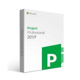 MS.PROJECT PRO 2019 32-BIT/X64 EN D
