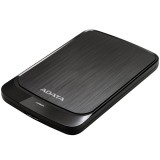 ADATA EXT HDD HV320 1TB BLACK (SLIMMER 10.7MM)
