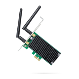 TPLINK AC1200 WIRELESS DUAL BAND PCI EXPRESS ADAPTER