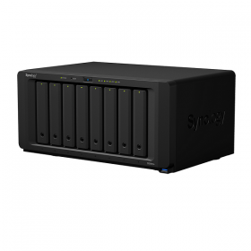 SYNOLOGY DS1819+/QC 2.1GHZ/4GB DDR4/8 BAY/4 LAN Port/4 USB3/2 eSATA