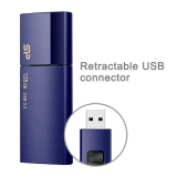 SILICON POWER USB3.1 B05 128GB - PURPLE