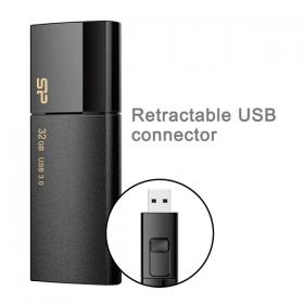 SILICON POWER USB3.1 B05 32GB  - BLACK