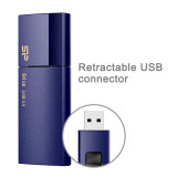 SILICON POWER USB3.1 B05 64GB - PURPLE