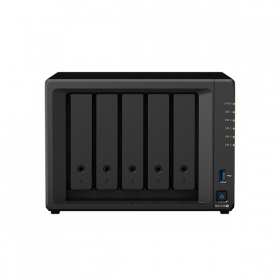 SYNOLOGY DS1019+/ QC 1.5 GHz/ 4GB x 2 DR3L/5 BAY/ 2 LAN Port / 2 USB 3/1 eSATA