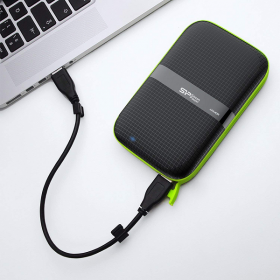 SILICON POWER EXT HDD A60 - 1TB