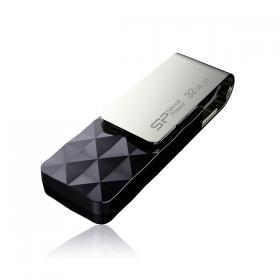 SILICON POWER USB3.1 B30 32GB - BLACK