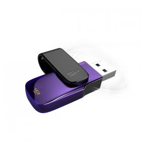 SILICON POWER USB3.1 B31 64GB - PURPLE