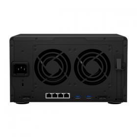 SYNOLOGY DS1618+ /QC 2.1 GHz/ 4 GB DDR4/ 6 BAY/ 4 LAN Port/ 3 USB 3/ 2 eSATA