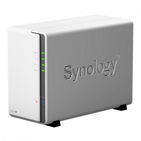 BUNDLE - SYNOLOGY DS218J & 2 UNITS SEAGATE HDD IRONWOLF (NAS) 2TB