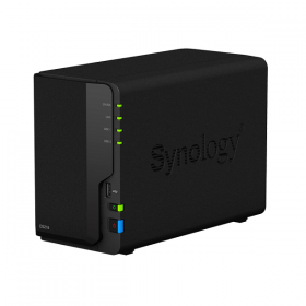 BUNDLE - SYNOLOGY DS218 & 2 UNITS SEAGATE HDD IRONWOLF (NAS) 2TB