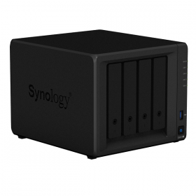 BUNDLE - SYNOLOGY DS918+ & 2 UNITS SEAGATE HDD IRONWOLF (NAS) 2TB