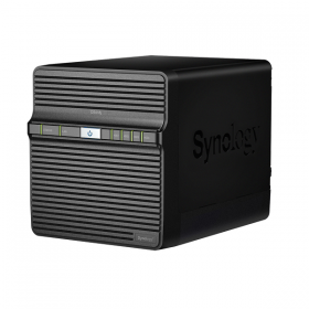 BUNDLE - SYNOLOGY DS418J & 2 UNITS SEAGATE HDD IRONWOLF (NAS) 4TB