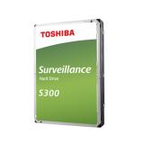 "TOSHIBA HDD SURVEILLANCE 3.5"" 10TB SATA - S300"