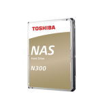 "TOSHIBA HDD NAS- 3.5"" N300 24/7 4TB 7200RPM 128MB SATA"
