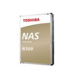 "TOSHIBA HDD NAS- 3.5"" N300 24/7 8TB 7200RPM 256MB SATA"