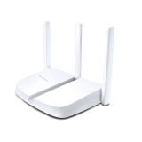 MERCUSYS ROUTER N 300MBPS, 3 10/100M LAN, 3 FIXED ANTENNAS