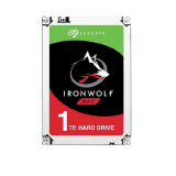 SEAGATE HDD IRONWOLF (NAS) 1TB