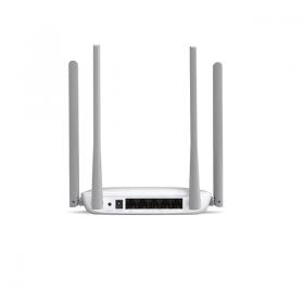 MERCUSYS ROUTER N 300MBPS, 4 10/100M LAN, 4 FIXED ANTENNAS