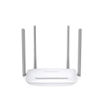MERCUSYS ROUTER N 300MBPS, 4 10/100M LAN, 4 FIXED ANTENNAS